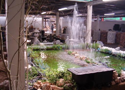 Nous vous souhaitons beaucoup de plaisir pour la construction de vôtre étang!